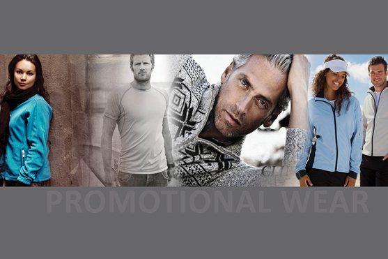 Promotional wear