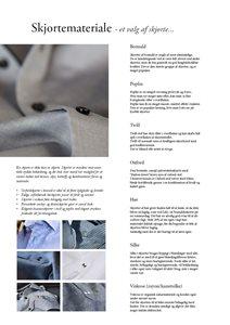 Skjortemateriale