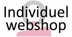 Gratis individuel webshop